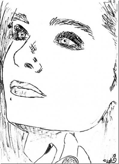 Bill Kaulitz par lapineK